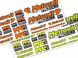 Metrakit Dekalset (ProRace) XL