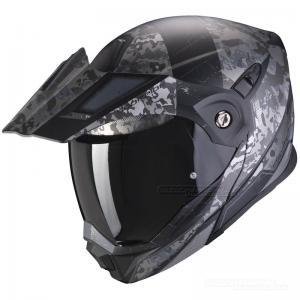 Scorpion ADX-1 (Battleflage) Svart, Silver