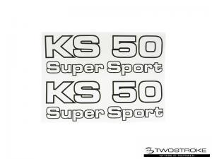 Maxwell Dekalsats (Zundapp) KS50