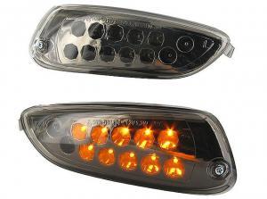 Str8 Blinkers (Black Line) LED