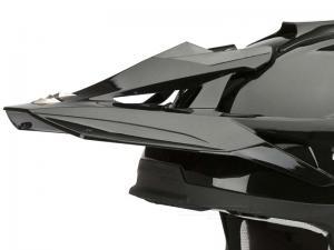 Scorpion Skärm (VX-15 EVO AIR, Solid) Svart
