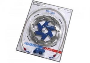 Doppler Bromskit (SteelFlex)