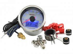 Koso Varvräknare (D55, White) 9000 rpm
