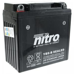 Nitro Batteri (YB9-B SEALED)