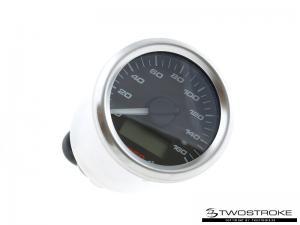 Koso Hastighetsmätare (Street Style) 160 km/h