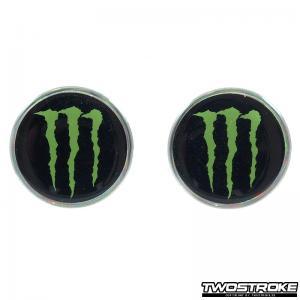 4R Emblem (3D) Monster