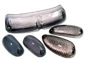 Str8 Blinkersglas med baklampsglas