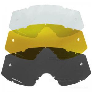 Scorpion Lins till Crossglasögon Goggles (E18) Smoke
