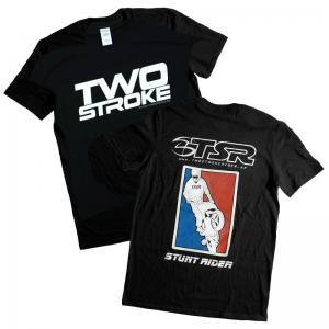 TSR T-Shirt (Stunt Rider) Black