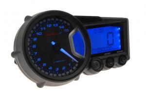 Koso Hastighetsmätare (GP Style) RX2
