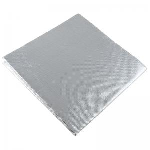 Helix Racing Products Värmeskyddsmatta Aluminium