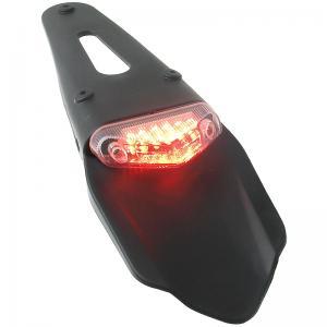 101 Octane Baklykta med stänkskydd (Enduro) LED
