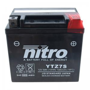Nitro Batteri (YTZ7S GEL)