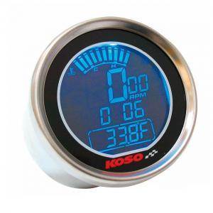 Koso Varvräknare (DL-01) Black LCD