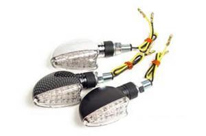 Str8 Blinkers (Oval Demon LED)