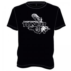 TSR T-Shirt (TS-Tuner) Svart