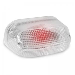 TNT Baklampa (Lexusstyle) Röd Reflektor