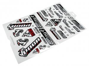 Voca Dekalark (VOCA-Racing Set) 46 Logos