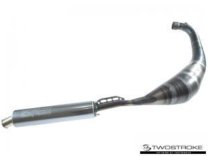 Bidalot Avgassystem (Racing Factory 2015) 80/85cc - AM6 Beta & Rieju