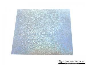 4R Glittriga 3D-stjärnor (14x16cm)