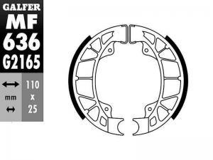 Galfer Bromsbackar (standard)