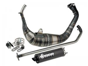 Voca Avgassystem (Carbon Racing) 80cc