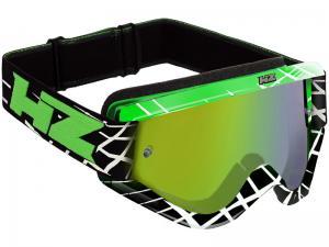 HZ Goggles (Overlap) Green