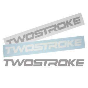TS Dekal (Twostroke-Logo) 37 cm