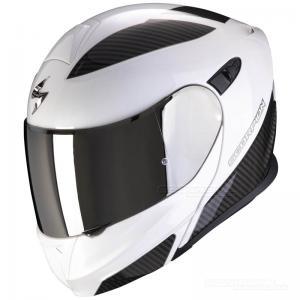 Scorpion EXO-920 (Flux) Pärlvit, Silver