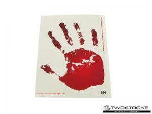 4R Blodhand (10x12cm)