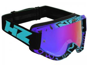 HZ Goggles (Evil) Purple/Water