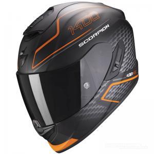 Scorpion EXO-1400 MC-Hjälm (Galaxy) Matt Orange