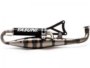 Yasuni Avgassystem (Carrera 16) Black Edition