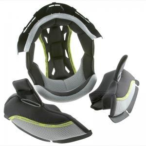 Scorpion Hjälminredning (VX-16 AIR) Grå, Vit