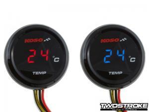 Koso Temperaturmätare (i-Gear)