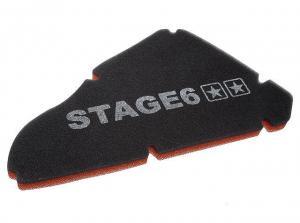 Stage6 Luftfilter (Insatsfilter) Dubbellager
