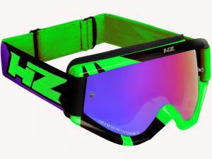 HZ Goggles (Ray) Green/Purple