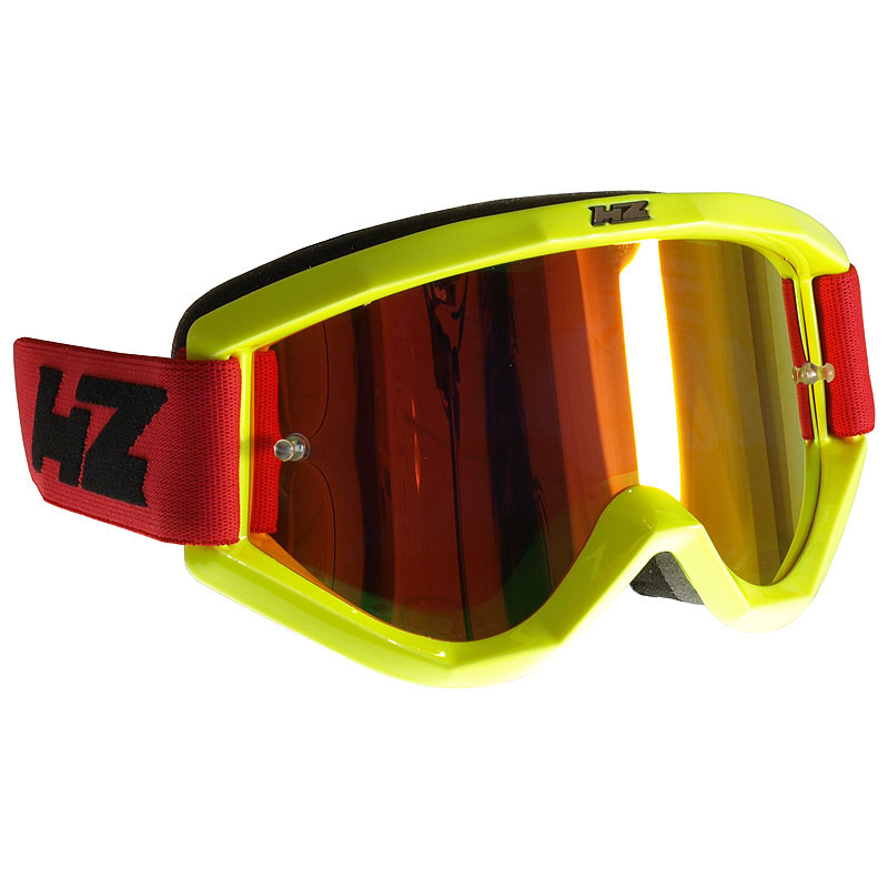 HZ Goggles (Element 18) Yellow/Red