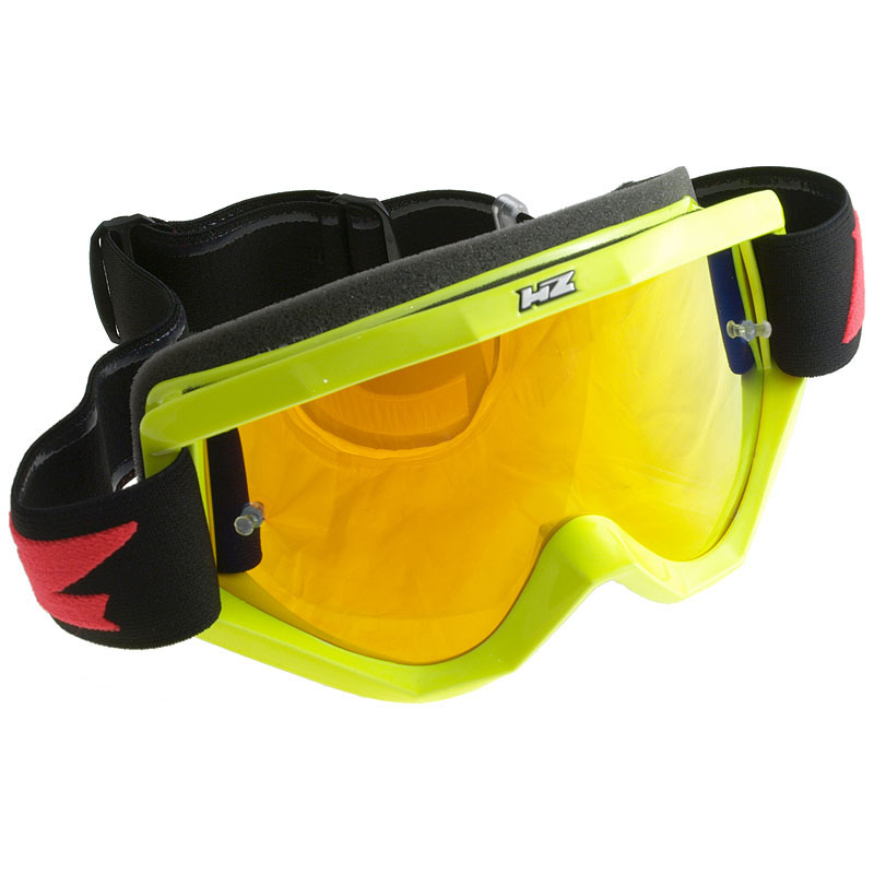 HZ Goggles (Element 18) Yellow/Orange