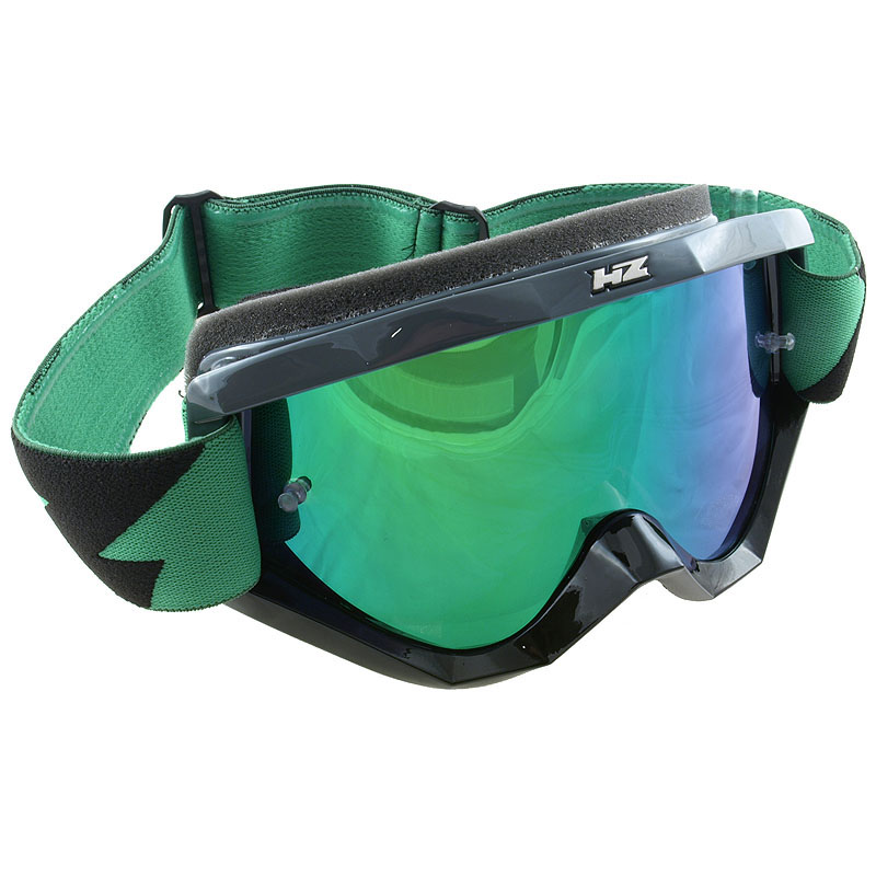HZ Goggles (Gemini) Grey/Green
