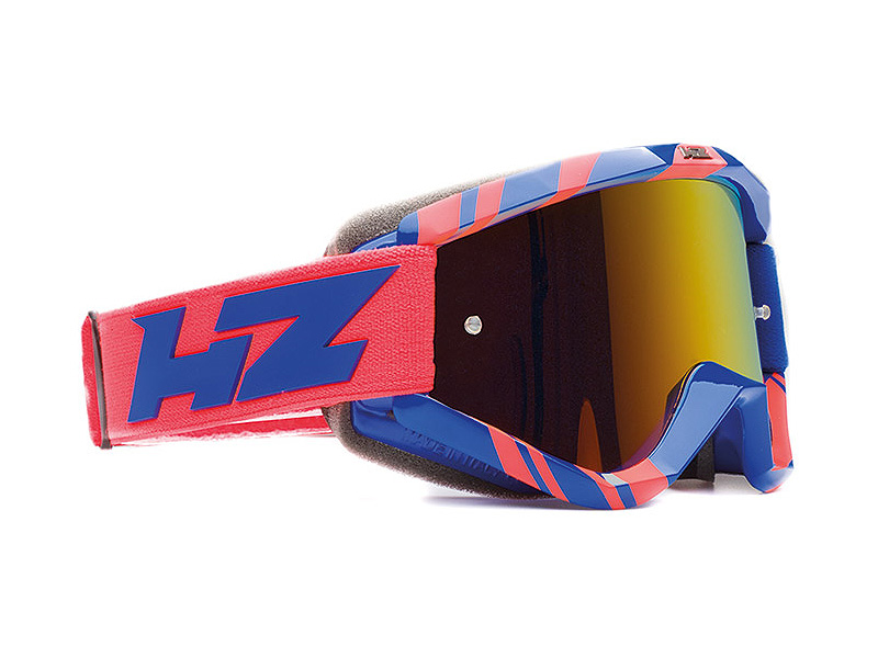 HZ Goggles (King) Blue/Orange