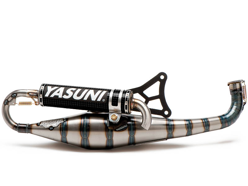 Yasuni Avgassystem (Carrera 30) Black Edition