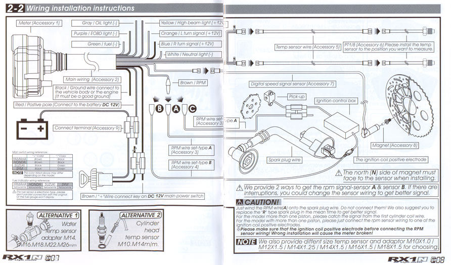 8539d Yamaha R Wiring Harness Diagram on