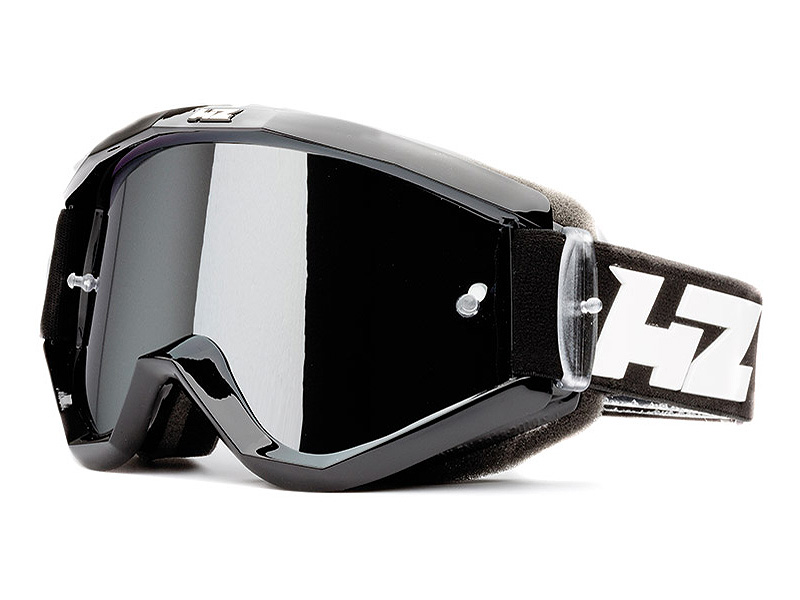 HZ Goggles (Black Swan) + Tear Offs